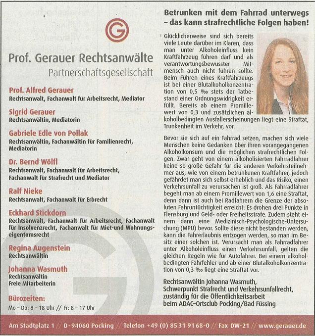 Passauer Woche, 05-2015